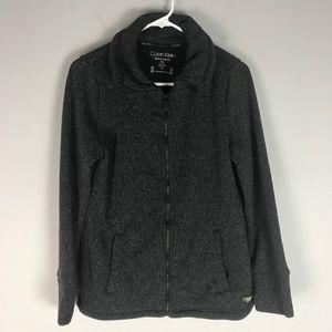 Calvin Klein performance fleece full zip jacket